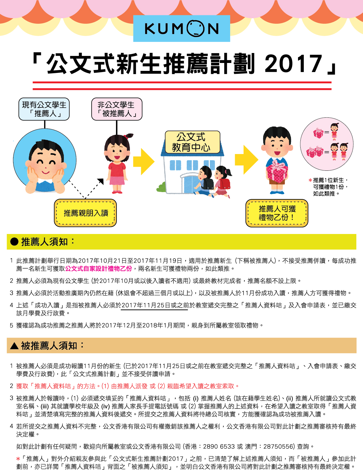 Referral Program 2017 A4Leaflet website Website